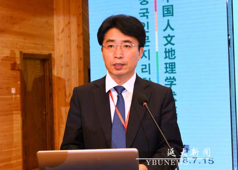 中朝罗先办主任、珲春市委书记高玉龙致辞.jpg