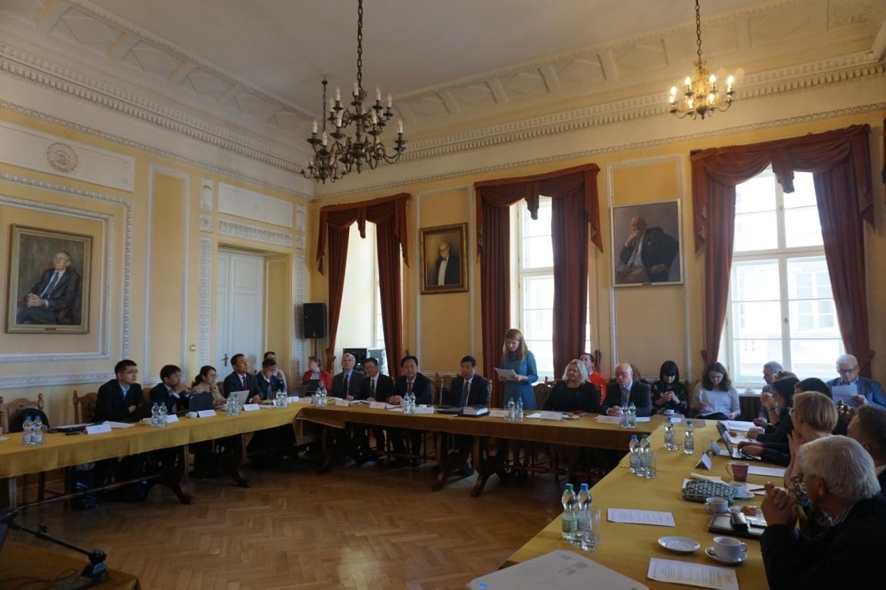 """波兰-中国""""可持续农业与乡村发展""""研讨会.jpg"""
